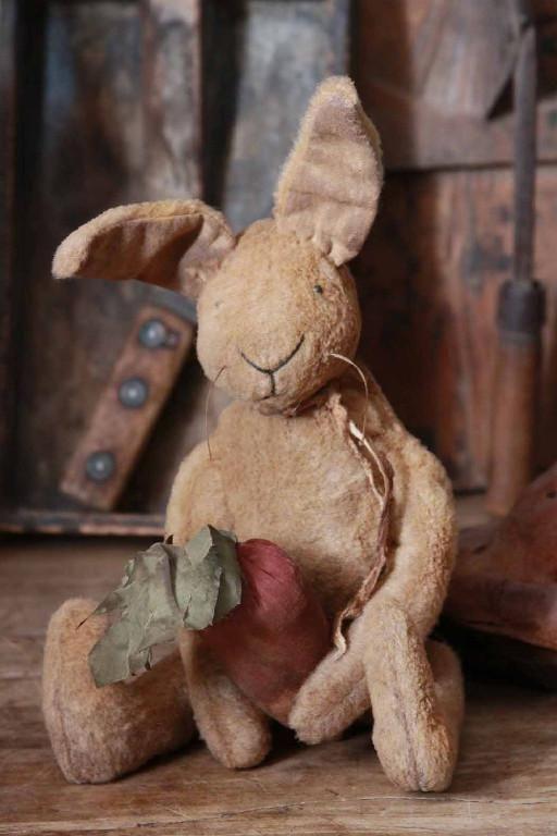 toy - Velveteen Rabbit: Eye Drop, The Velveteen Rabbit, Folk Art, Teddy Bears, Easter Bunnies, Toys, Peter Rabbit, Ana Rosa, Country Stores