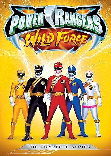 Ricardo Medina Jr. & Alyson Sullivan & Koichi Sakamoto-Power Rangers: Wild Force: The Complete Series