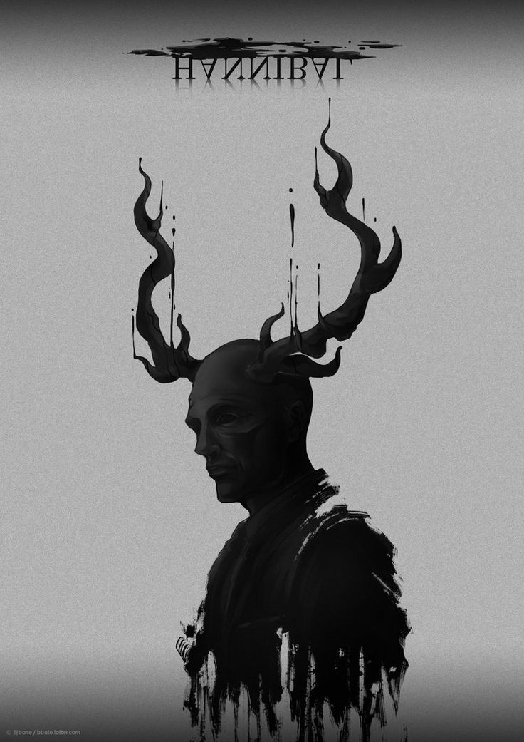 Hannibal by bolo0824 on deviantART