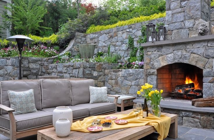 Gray Seating Set - Consider investing in a seating set to give your space function.