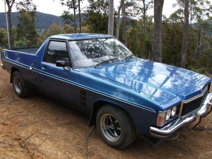 1978 Holden Sandman Ute