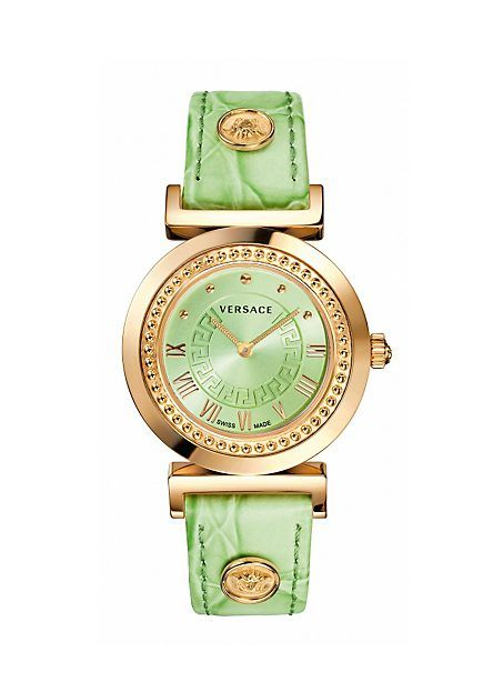 VERSACE | Green Vanity | Watches | Women | Shop at us.versace.com - official Versace online shop