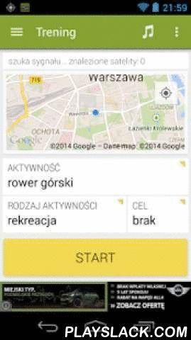 Navime GPS Tracker  Android App - playslack.com ,  This application is available only in Polish.Uwaga: W związku z wdrożeniem nowej wersji aplikacji, proszę o wyrozumiałość i nie wystawianie niskich ocen w przypadku pojawienia się błędów. Wszelkie problemy proszę zgłaszać w komentarzach lub na Facebooku.Navime GPS Tracker zmienia Twój telefon w zaawansowany komputer podróży i rejestrator treningów. Dzięki niemu możesz szybko i łatwo nagrywać trasy wycieczek, treningów oraz innych rodzajów…