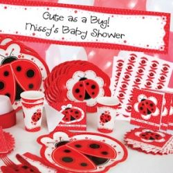 Ladybug showers are popular when spring is beginning to emerge and for summer garden party showers when a little baby girl is on the way. In this...
