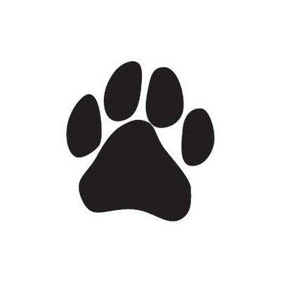 Huella de perro 0184