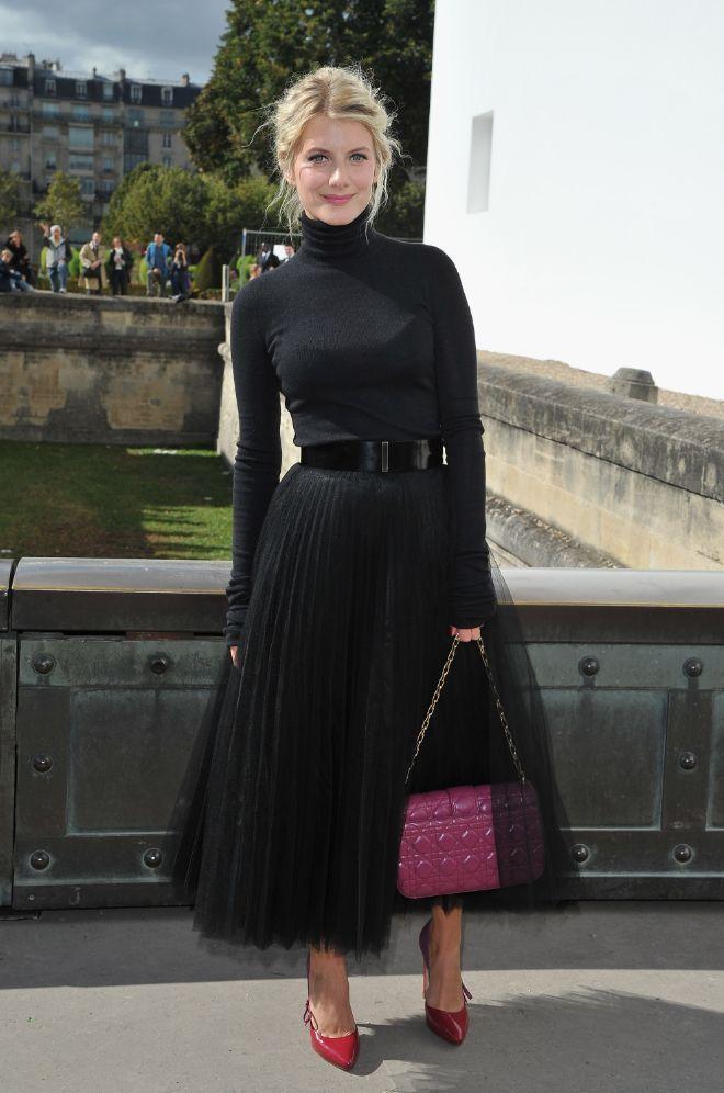 A Fashionable Woman: Winter Skirts Part II | Fonda LaShay // Design → more on fondalashay.com/blog