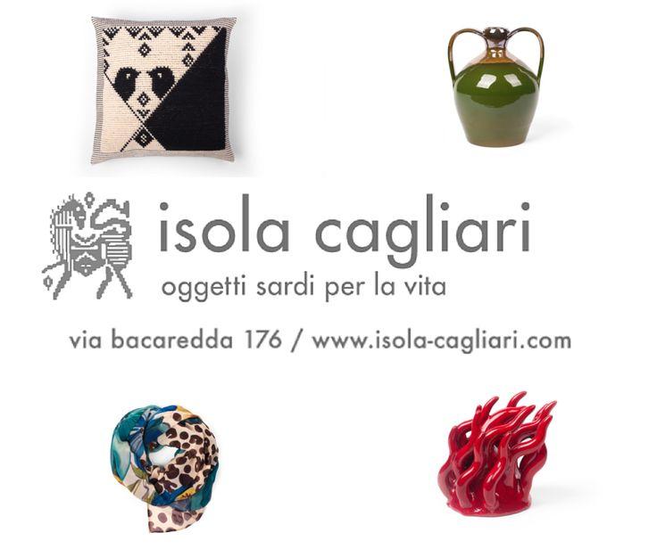 I.S.O.L.A. Oggetti sardi per la vita! A Cagliari, Sardegna