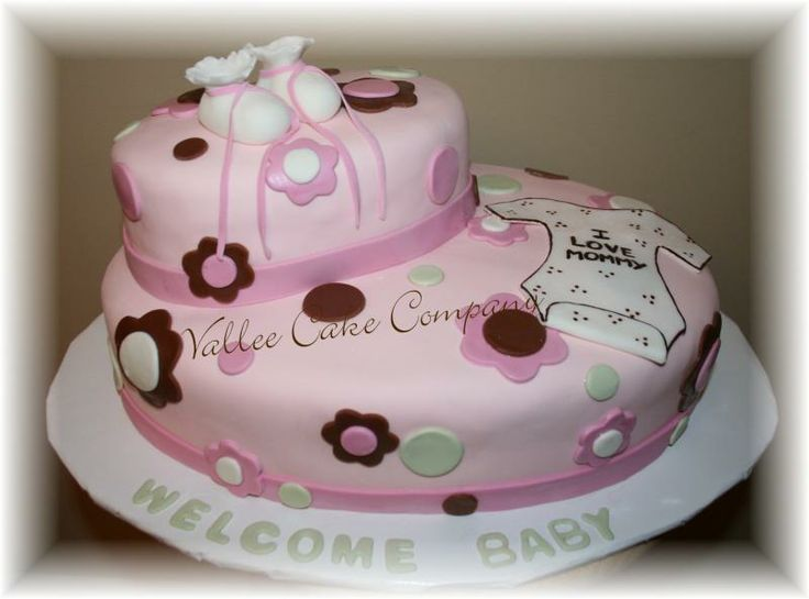 Images Of Onesie Cakes