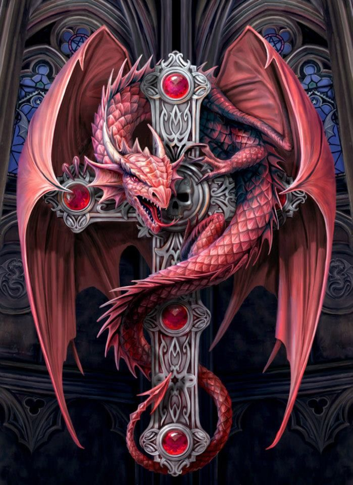red dragon and celtic crosstattoo ideas purple dragon celtic crosses
