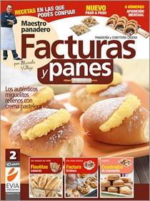 #Maestro #Panadero 2. Flautitas, facturas tirolesa, cuadraditos de hojaldre y los auténticos  miguelitos rellenos con crema pastelera. Marcelo Vallejo. $10.90