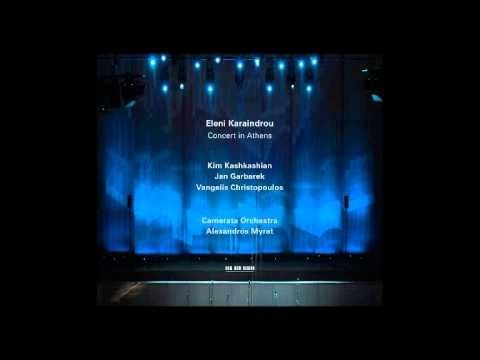 """Eleni Karaindrou - Requiem for Willy Loman (from 2013's album """"Concert in Athens"""")"""