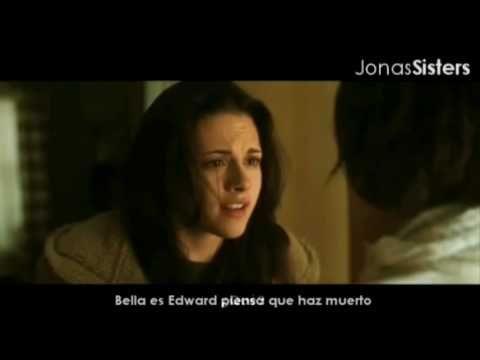 La Saga Crepúsculo: Luna Nueva  Trailers 1-2-3 en orden  Español   ¡En HQ!