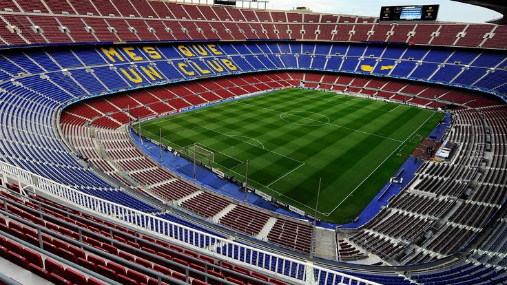 Camp Nou Stadium home of Barcelona football team. Buy Tickets Barcelona games. Camp Nou also has the one of the largest Nike stores in Europe packed with Barca merchandise.