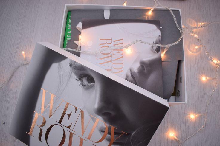 Limited Edition Wendy Rowe Glossy Box 2016 | www.georgiaanne.co.uk