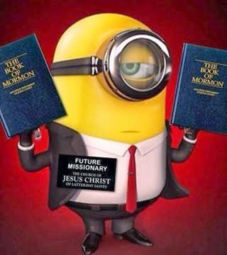 There are minions and minions of reasons to read the Book of Mormon.