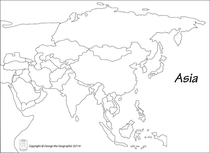 outline map of asia political with blank outline map of asia Asian Pacific Map outline map of asia political with blank outline map of asia political for save social studies asia map map blank world map