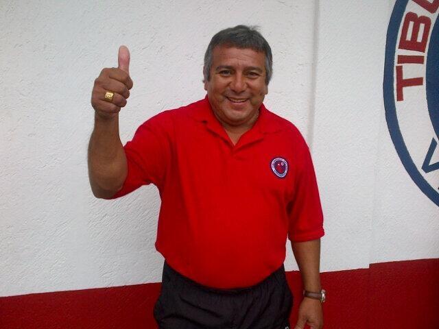 Omar Palma, de los inmortales... via @Tiburones Rojos de Veracruz