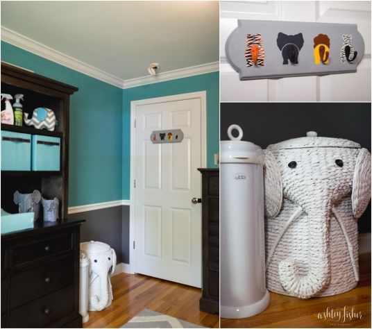 17 Best Ideas About Grey Chevron Nursery On Pinterest