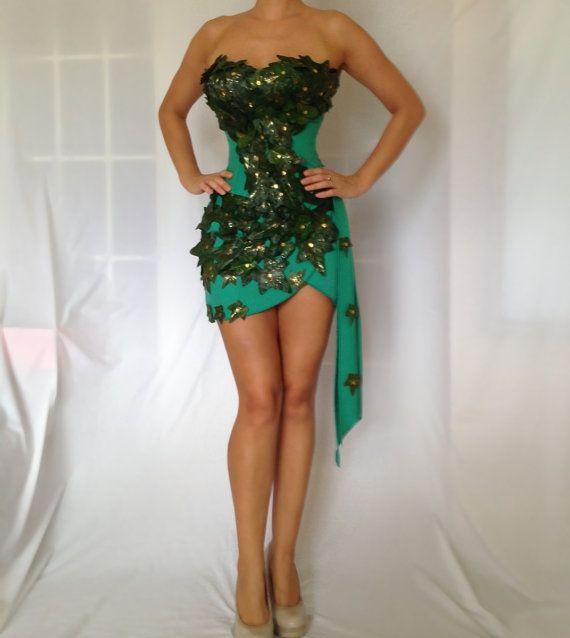Poison Ivy Halloween Costume