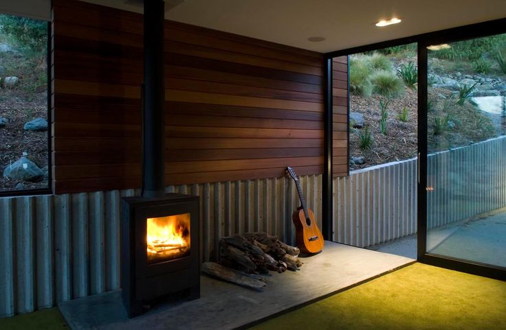 drift bay house: Kerr Ritchie Architects