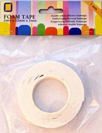 The Sticker Store - Foam Tape - 1mm wide