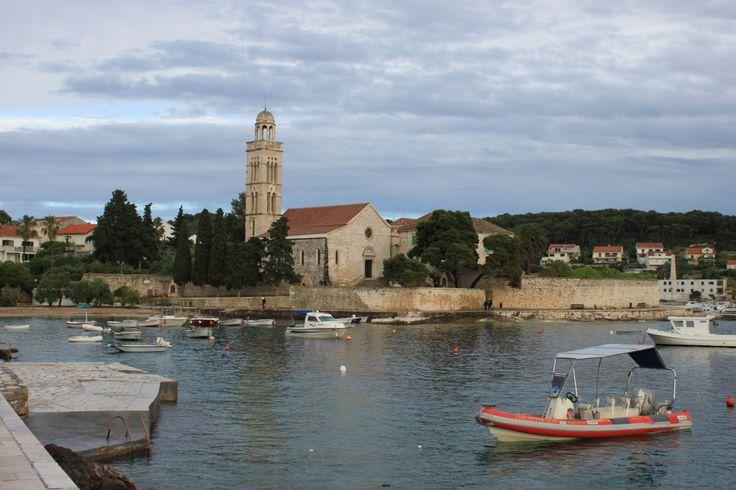 A Franciscan Monastery in Hvar, Croatia. Photo: Ida-Liina Huurtela