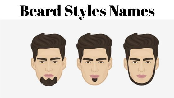 Beard Styles Names A to Z
