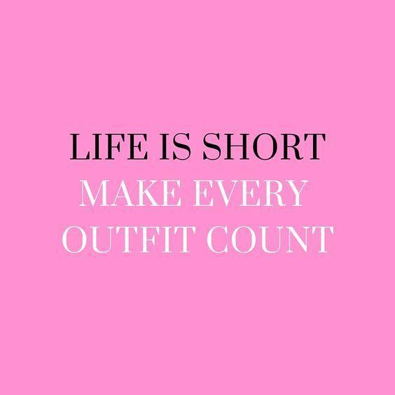 #qotd #fashionquote #inspiration