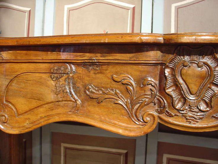 Fafaragás, antik bútor