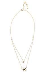 Abby Starfish Pendant