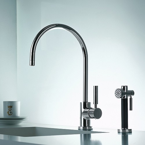1000 images about favorite kitchen faucets on pinterest for Most popular kitchen faucets