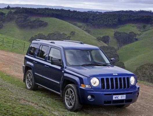 Jeep Patriot auto - http://autotras.com