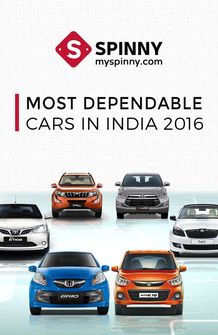 https://www.myspinny.com/blog/index.php/most-reliable-cars-india/?utm_source=Social&utm_medium=Pinterest&utm_content=most_reliable_cars&utm_campaign=Blog%20Post  'Yeh Dosti Hum Nahi Todenge.' Bringing to you the Most Reliable Cars of 2016 which just like Jai-Veeru's friendship will always be by your side. Bid adieu to the time consuming disaster of car breakdown.