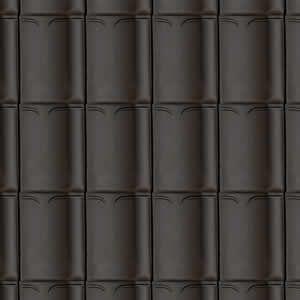 Janssen-Dings Wienerberger VHV Blauw gesmoorde classic dakpannen. Blauw gesmoord classic.  Latafstand: 285..305 mm.  Dekkende breedte: circa 218 mm.  Aantallen per m2: 15..16,2 stuks.  Gewicht per stuk: circa 2,6 kg.