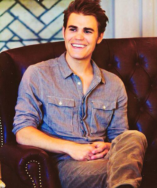 Stefan Salvatore | Paul Wesley