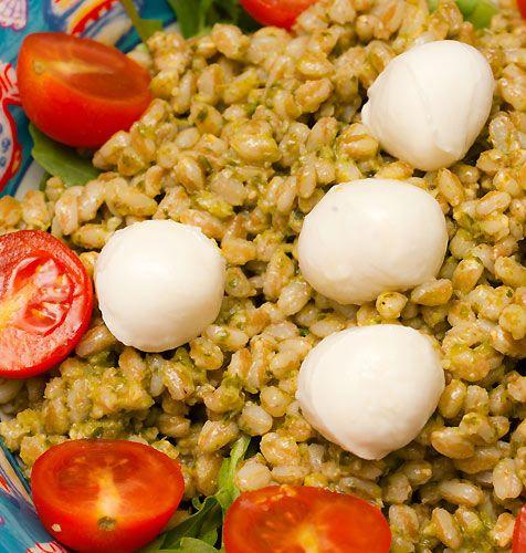 Le insalate più fresche: di riso, farro e quinoa   DiLei – Donne : Moda, Tendenze, Benessere e Consigli On line