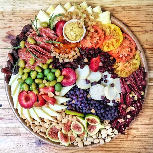 Award winning cheese monger shows you how to take a cheese plate to the next level