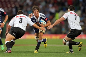 The Stormers lock horns with the Blues on Friday in the Super Rugby.