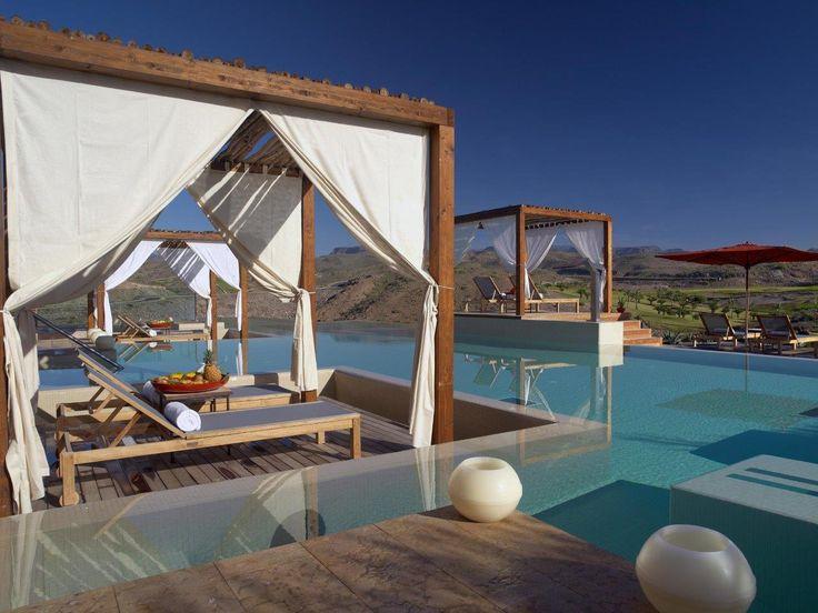 Vitality Pool. Aloe Spa (Gran Canaria)