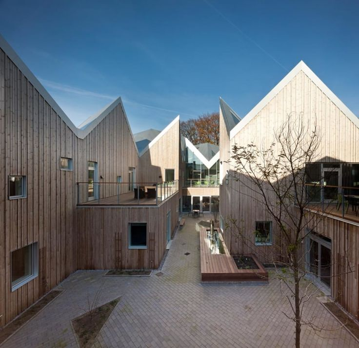 NORD Architects, Adam Mørk · Healthcare Center for Cancer Patients