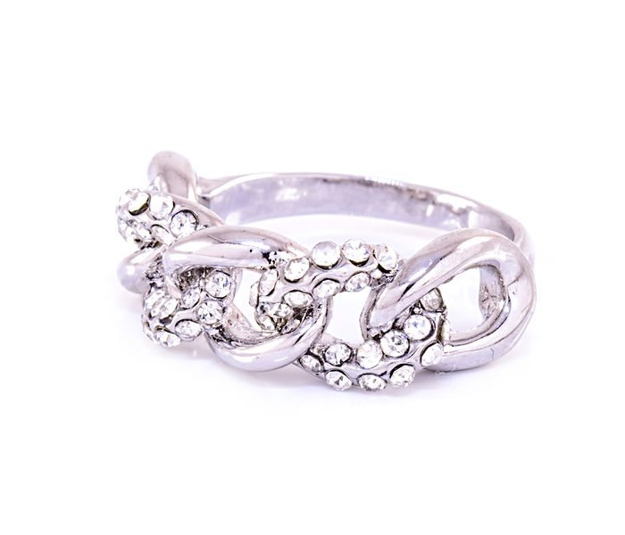 Bizsu Gyűrűk Amina Ezüst ezüst