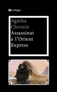 Un home apareix mort dins el seu camarot enmig del trajecte de l'Orient Express. El detectiu Hercules Poirot es veu davant d'un gran misteri; ningú no ha entrat ni sortit del tren, ja que ha quedat atrapat per una tempesta de neu, la qual cosa impossibilita també que continuï el recorregut. Tots els passatgers del tren passen a ser sospitosos. CRHISTIE, Agatha. Ed. La magrana, La negra 2010
