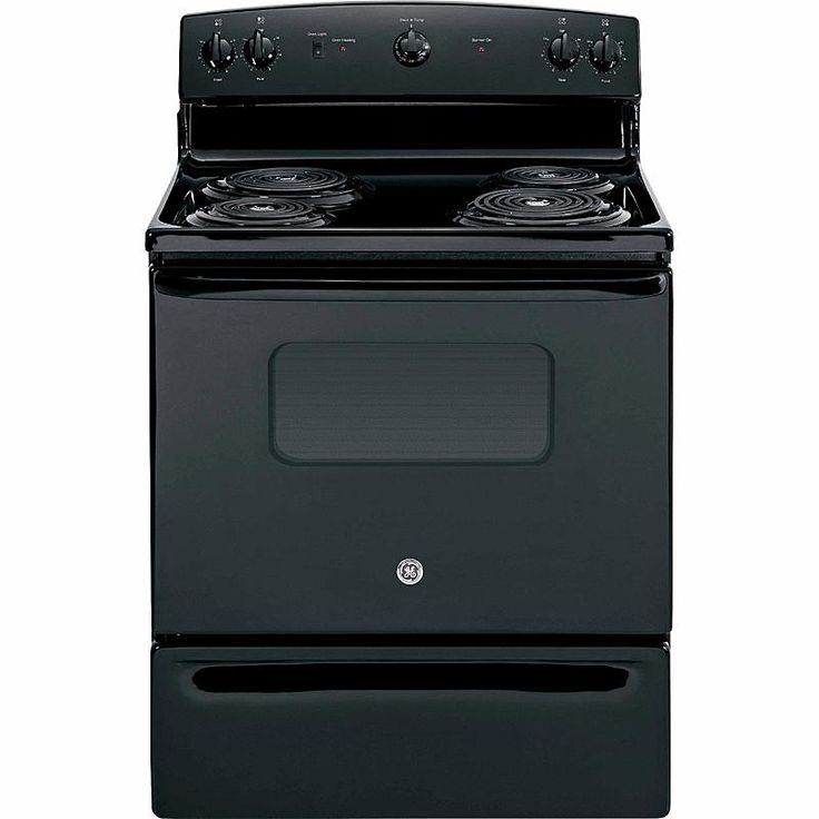 ge appliances jbs10dfbb 50 cu ft electric range black sears - Sears Bedroom Decor