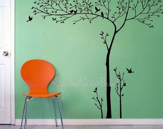 Vinile Wall Decal grafica adesivo gigante albero di DreamKidsDecal