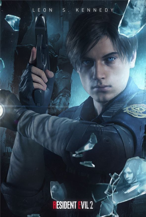 Pin By Uzumakikorra On Leon Scott Kennedy With Images Resident