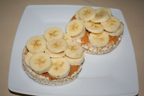 Snack/breakfast idea for Daniel Fast