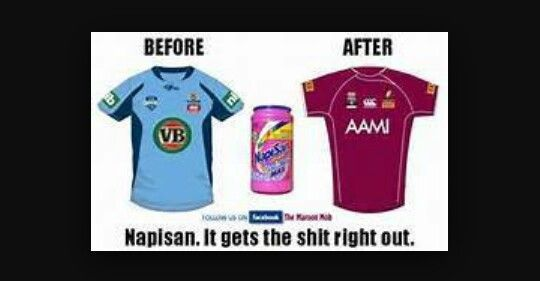 State of Origin Maroons