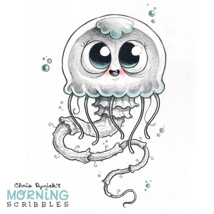 Adorable Jellyfish