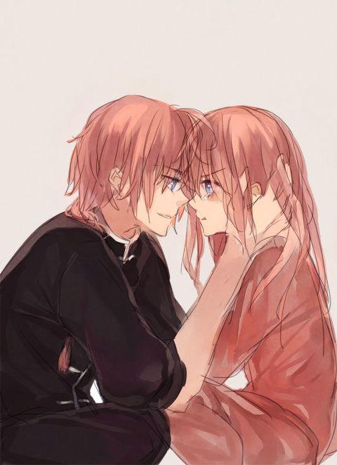 「銀魂ログ」/「雨子」の漫画 [pixiv] Kamui and Kagura (siblings) Anime-Gintama