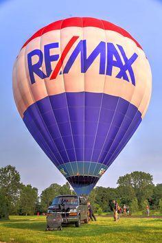 Ariel Foundation Park Remax Balloon